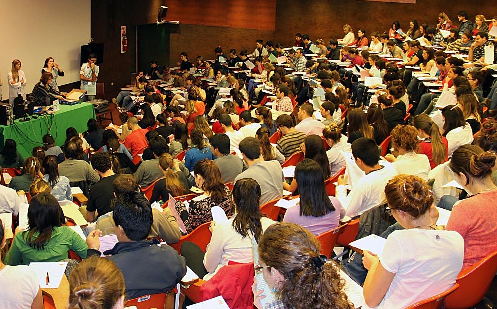 Acto de lanzamiento de la Escuela de Gobierno en Salud