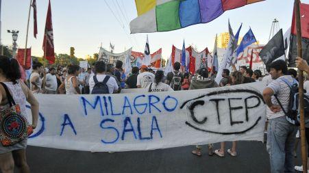 Reclamo por la libertad de Milagro Sala a la semana de su detención
