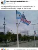 banderas yasnky y argentina