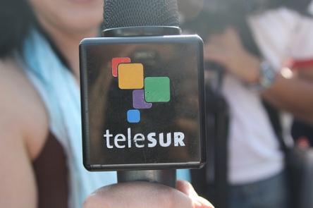 microfono-telesur