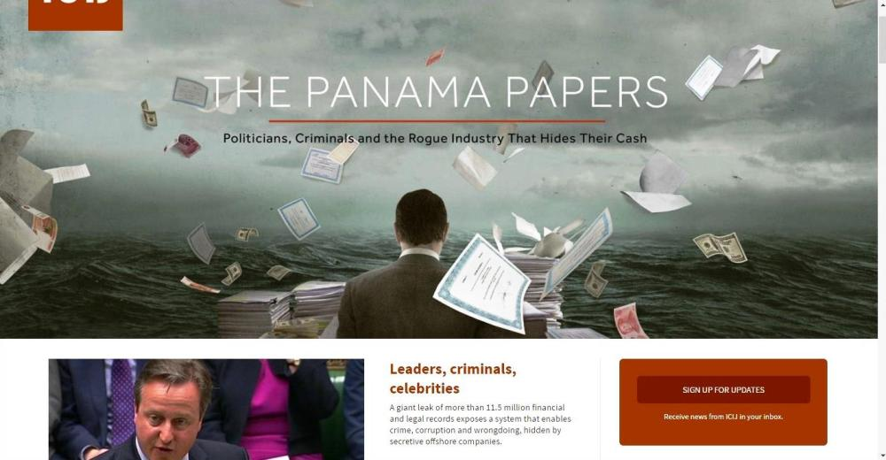 6 panama papers