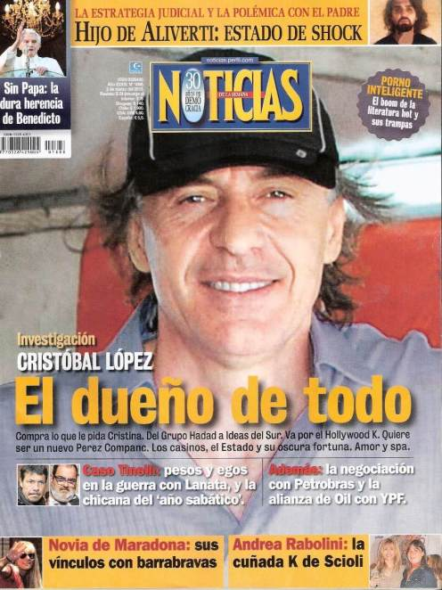 Crsitobal López