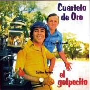 Cuarteto de Oro - El Golpecito -Tapa