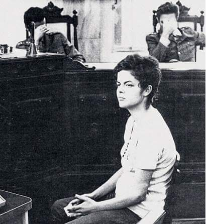 dilma joven