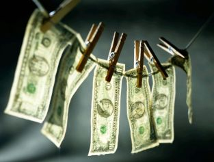 dolares lavados