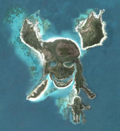 isla del pirata +