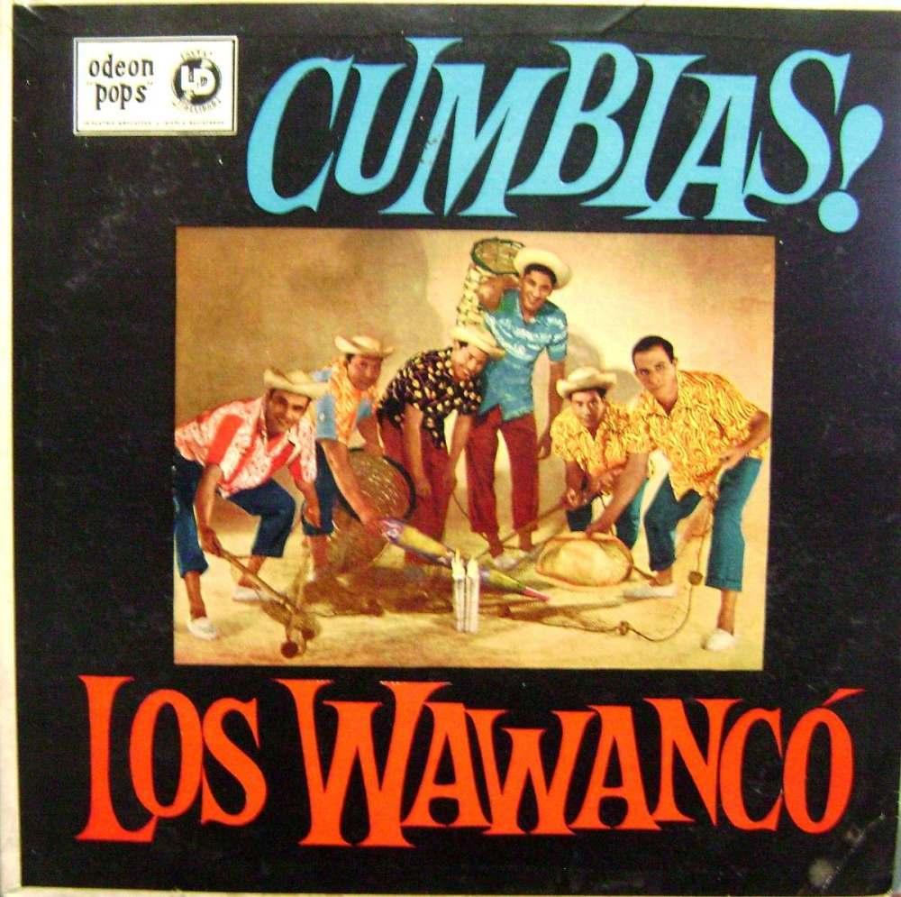 los wawanco cumbia