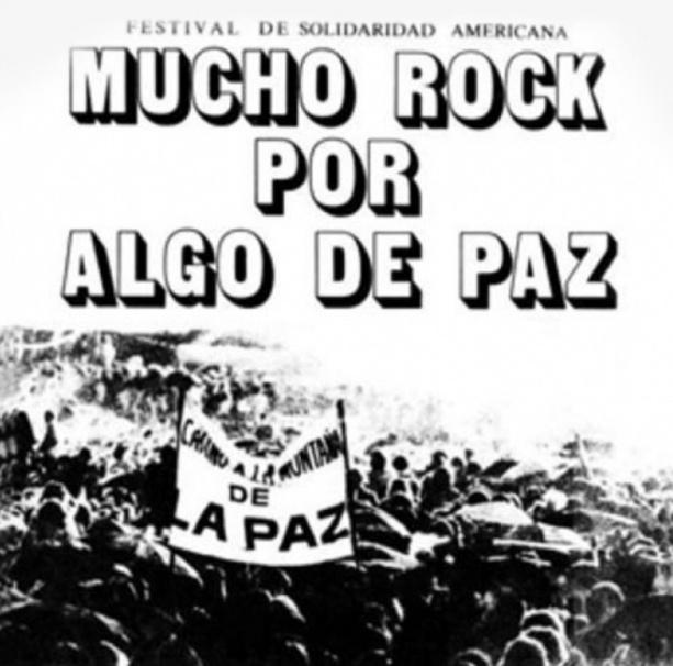 rock malvinas