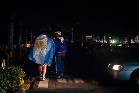 vuelta de CFK PDC