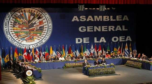 ECUADOR - XXXIV ASAMBLEA GENERAL OEA