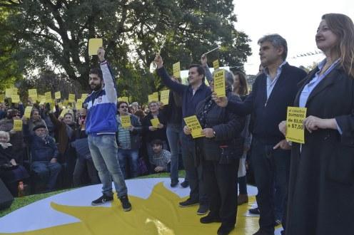 Lanzamiento Unidad Ciudadana CABA