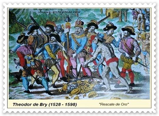 2. rescate de oro Grabado de Theodor de Bry..jpg